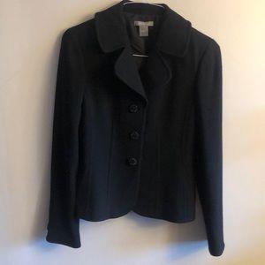Ann Taylor black suit jacket